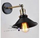 โคมไฟจานวินเทจเล็ก แบบติดผนัง รูปจาน ขั้วหลอดไฟเป็นทองเหลืองอย่างดี โคมไฟแขวนเพดาน โคมไฟห้อยระย้า โคมไฟสำหรับแต่งบ้าน ห้องนอน ห้องนั่งเล่น