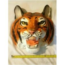 หัวเสือ เสือโคร่ง เรซิ่น แต่งบ้าน